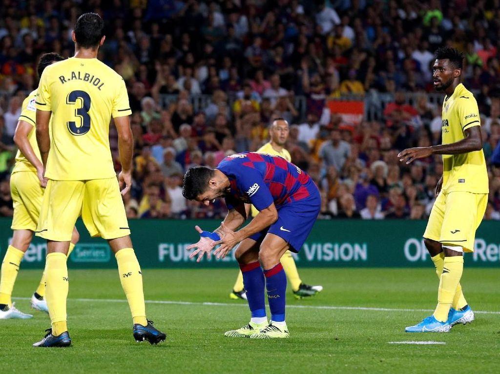 Gagal Bikin Gol Lagi, Suarez Dibela dari Kritik