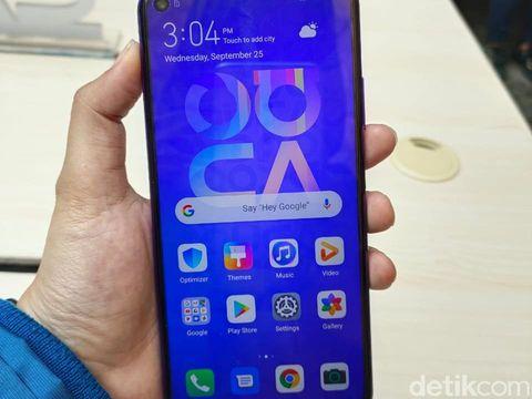 Huawei Nova 5T Masuk Indonesia, Tonjolkan Kamera Super Clear