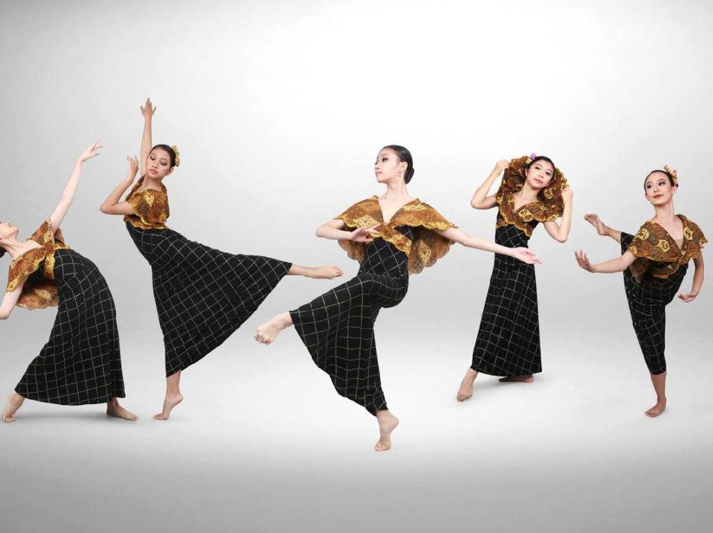 Tarian Balet Kontemporer Malin Kundang Meriahkan Untukmu Indonesiaku