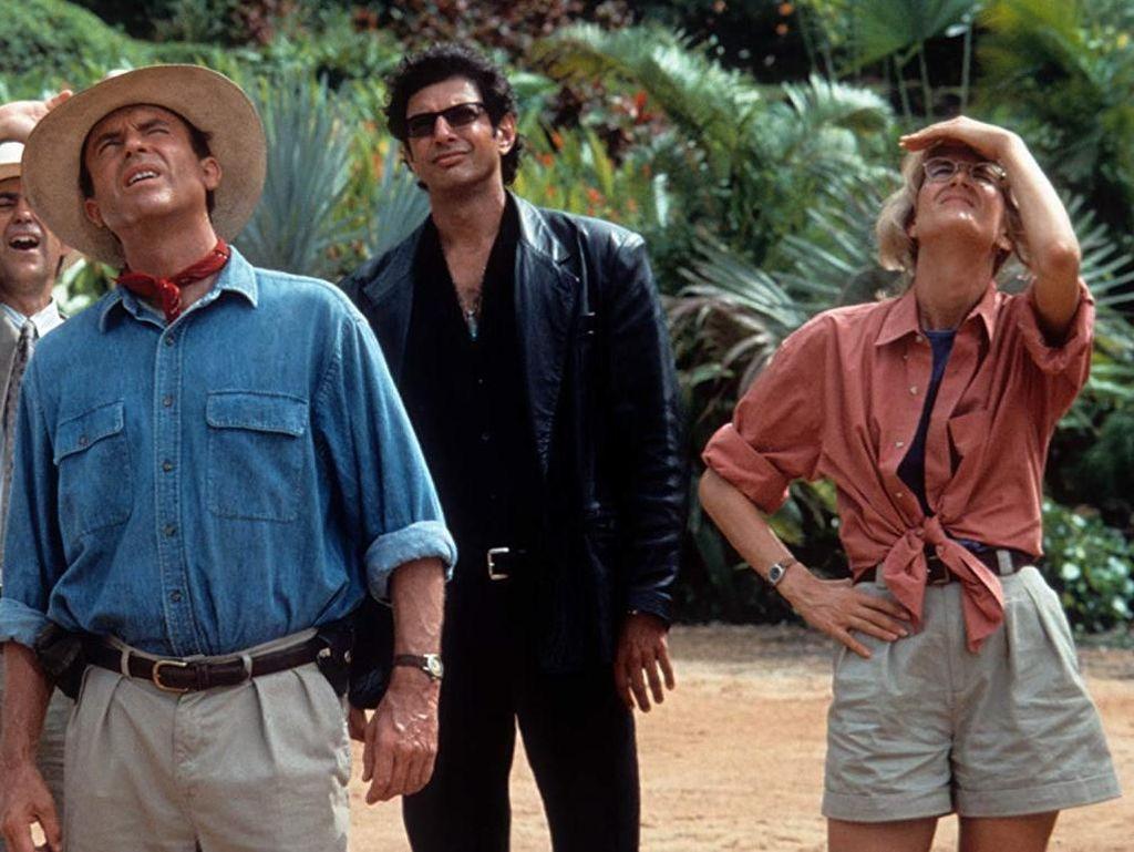 Tiga Tokoh Legendaris Jurassic World Kembali
