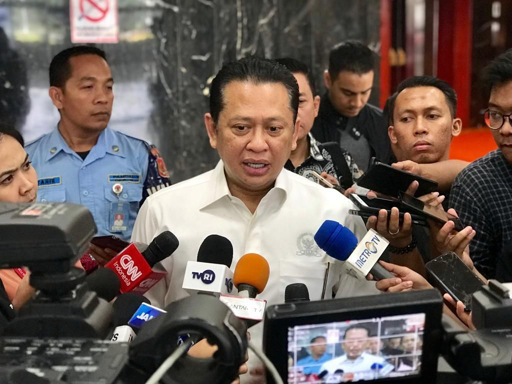 Ketua DPR Minta Intelijen Usut Penunggang Demo Mahasiswa Berujung Ricuh