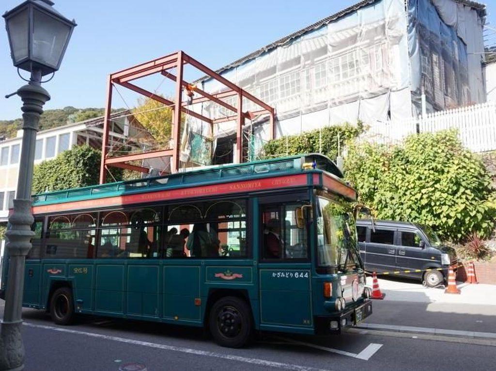 Foto: Kitano-cho, Jepang yang Eropa Banget