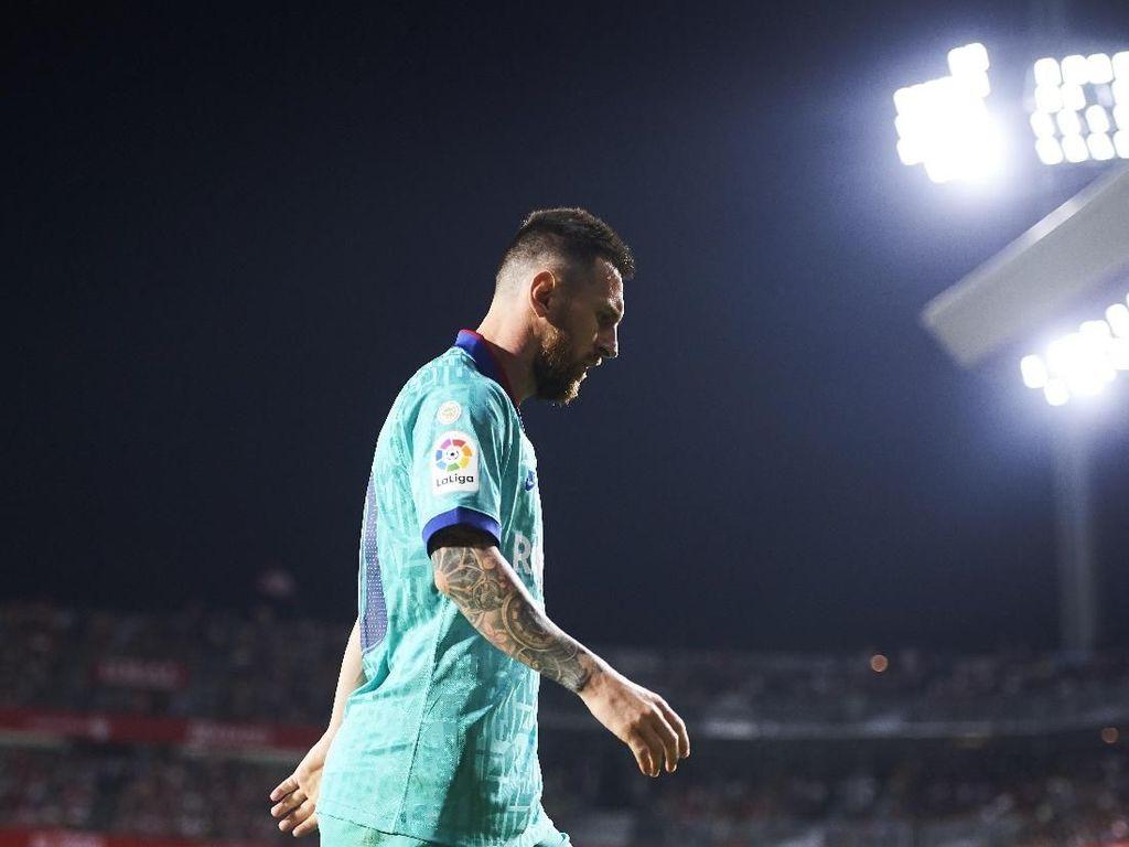 Jadi Apa Liga Spanyol Tanpa Messi?