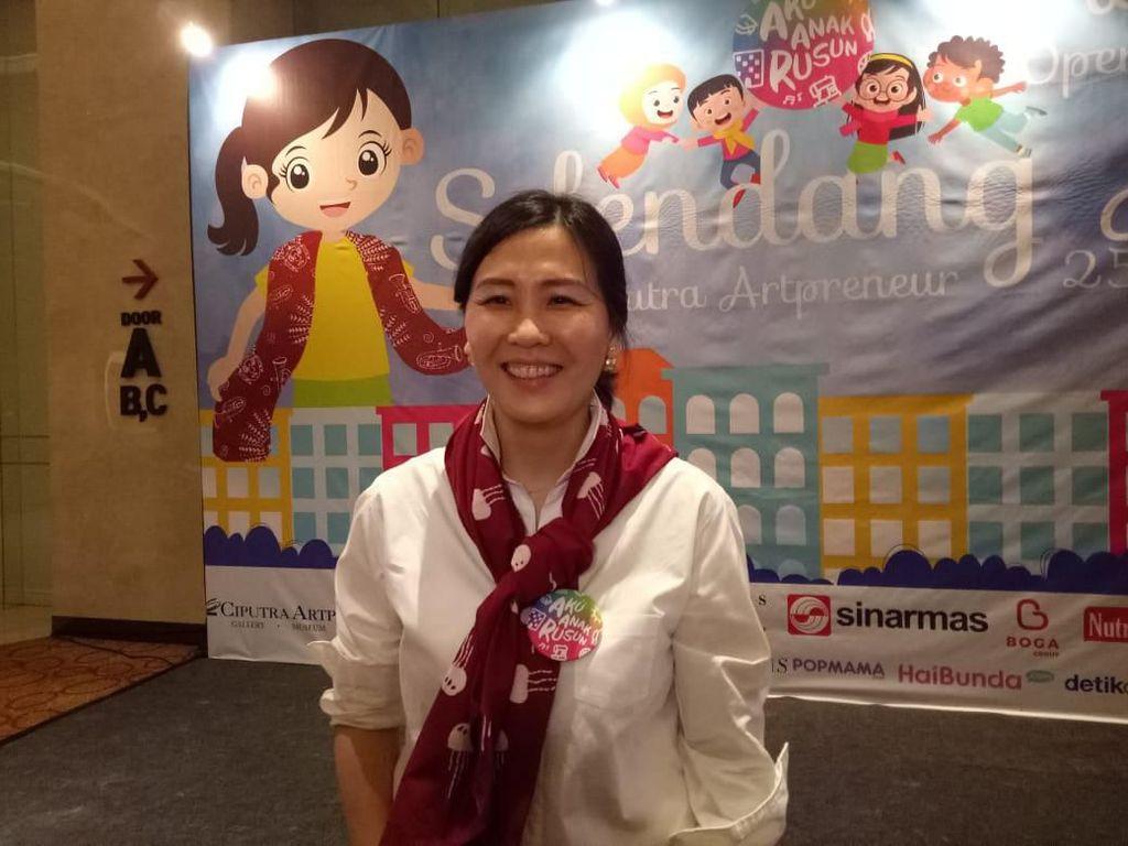 Veronica Tan Kembali Gelar Operet Aku Anak Rusun