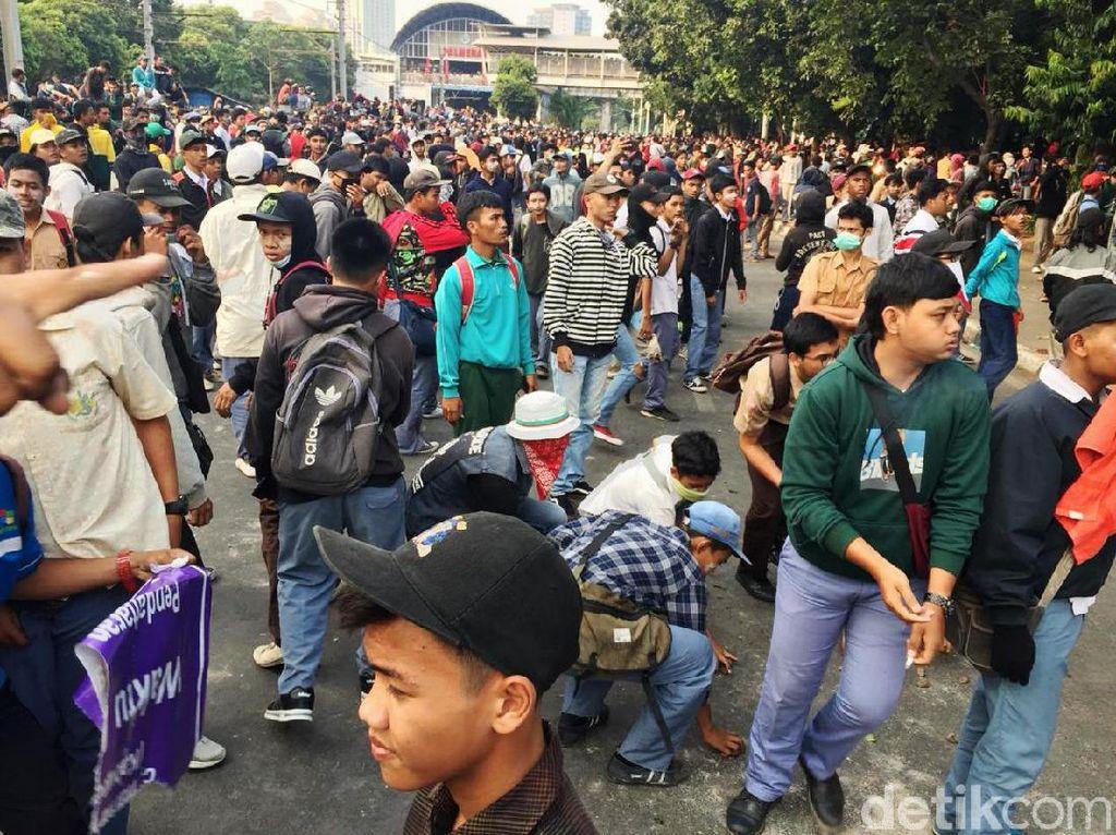 #stmmahasiswabersatu Jadi Trending Topic di Indonesia