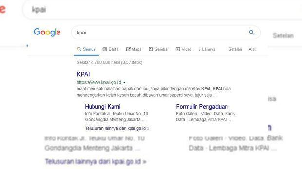 Situs KPAI Diretas
