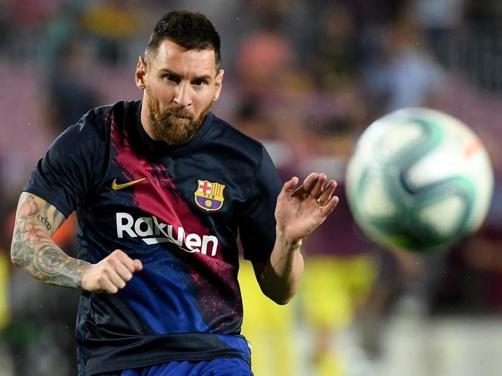 Target Messi di 2019/2020: Juarai Liga Champions dan Copa America