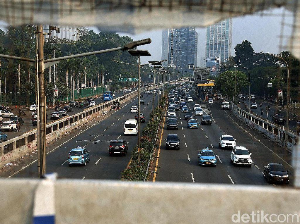 Tarif Tol Dalam Kota Naik Jadi Rp 10.000 per 1 Februari
