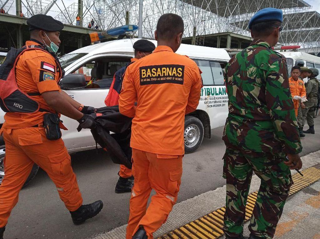 4 Korban Tewas Pesawat Twin Otter Jatuh di Papua Berhasil Dievakuasi