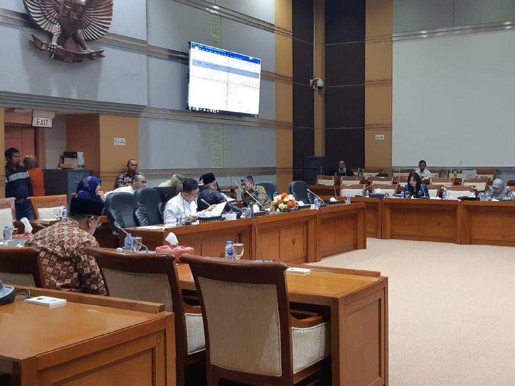 DPR-Pemerintah Sepakat Bentuk Tim Perumus RUU P-KS