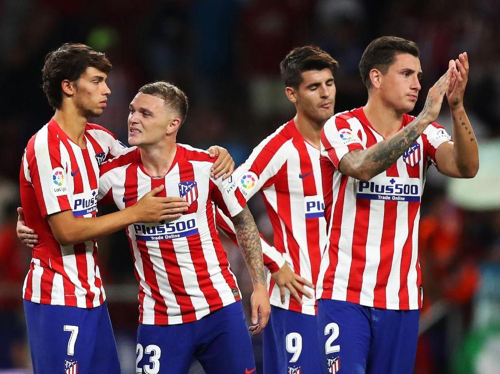 Lagi Seret Gol, Atletico Siap Mainkan Costa, Joao Felix, dan Morata