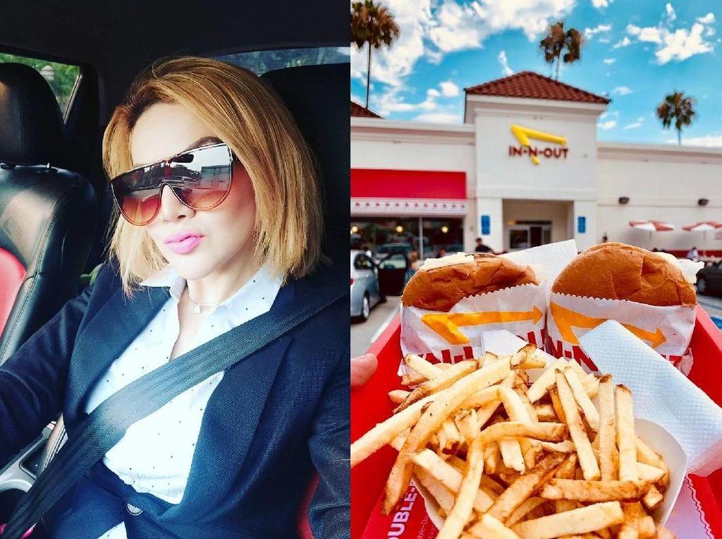 Ini 5 Fakta Menarik In-N-Out  Burger yang Tak Dikenal Barbie Kumalasari