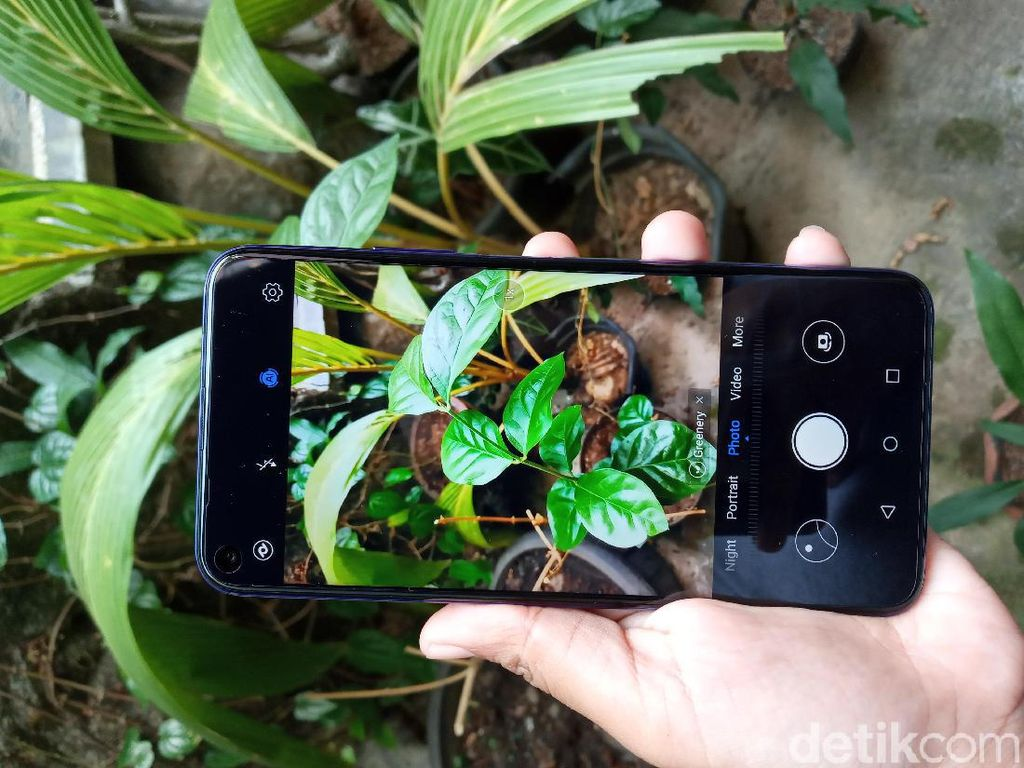 Huawei Klaim Hasil Foto Nova 5T Jernih Meski Di-zoom