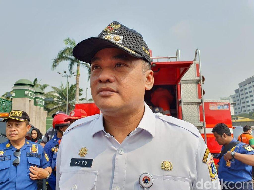 Wali Kota Jakpus Dicopot, Diduga Imbas Kerumunan di Petamburan