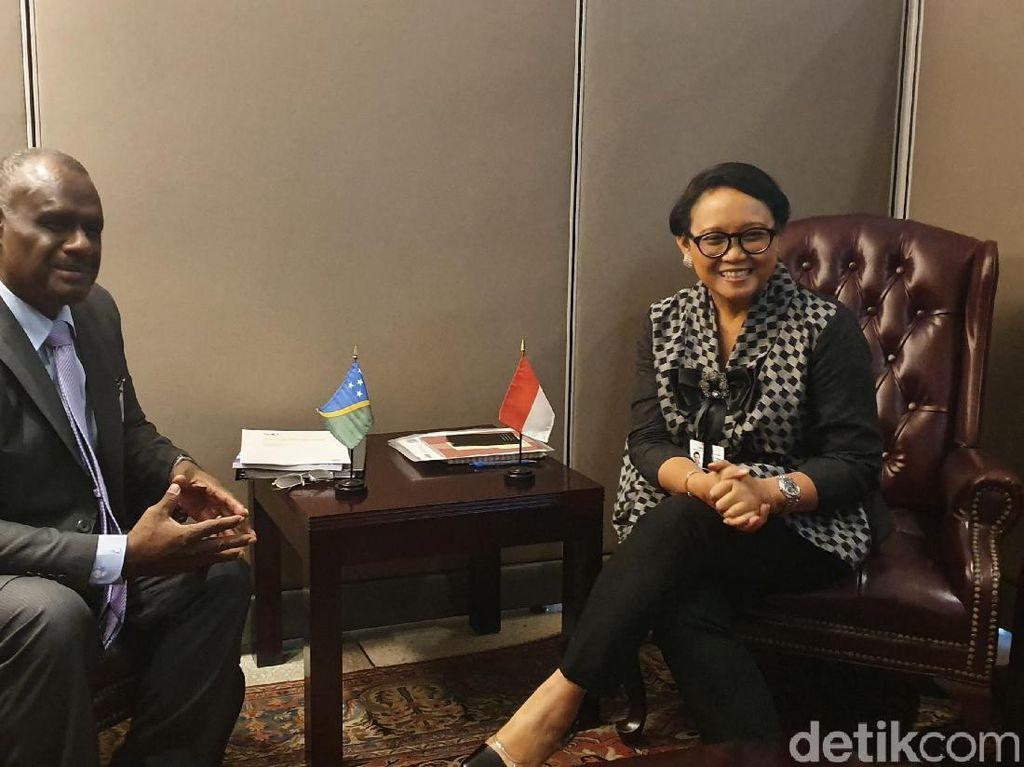 Hari ke-2 High Level Week PBB, Menlu Kembali Maraton Pertemuan Bilateral