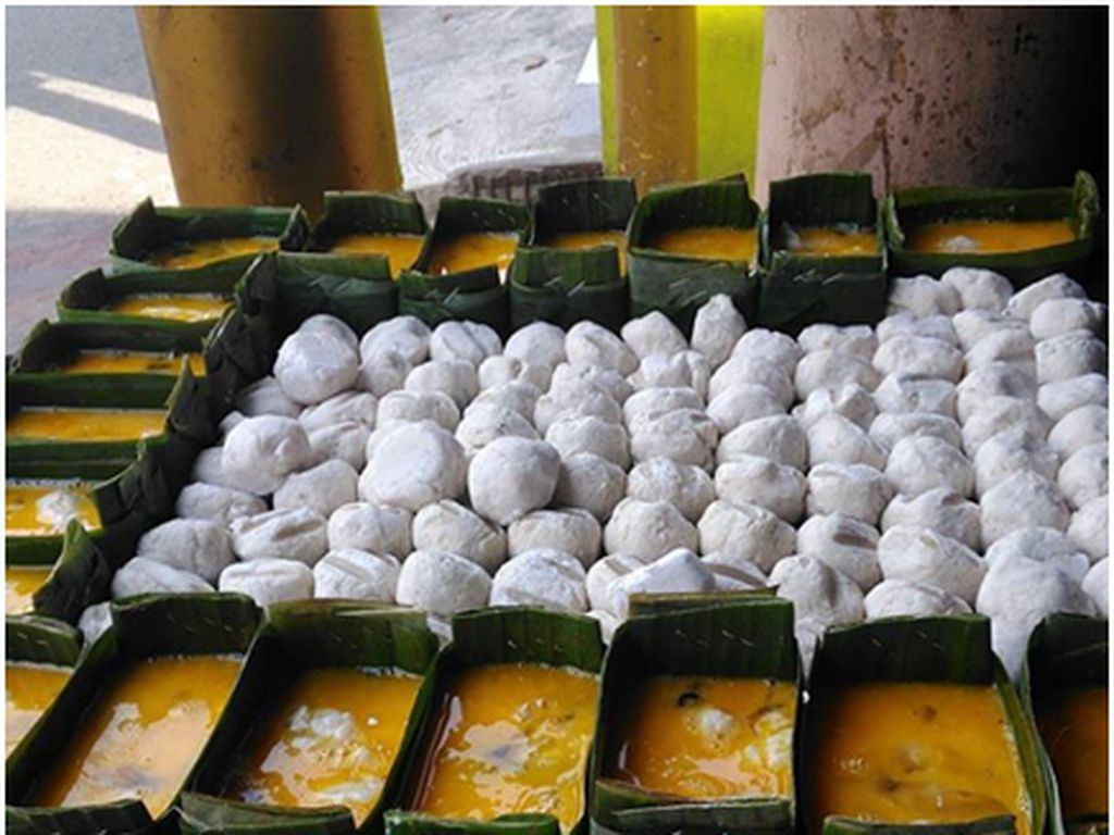 Kuliner Pempek Lala Palembang Diserbu Ratusan Ojol Tiap Hari