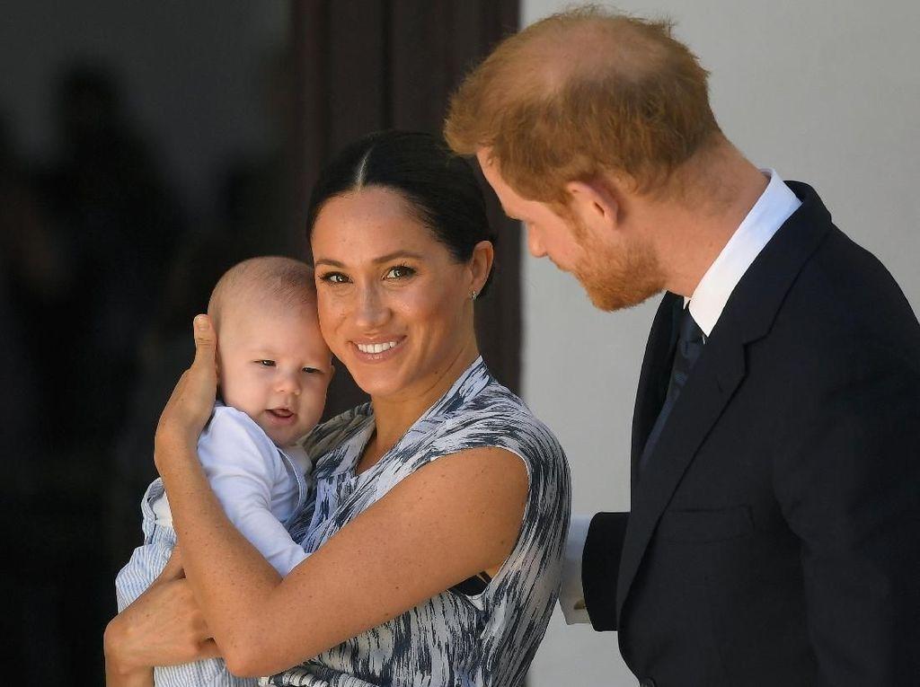Baikan Lagi, Meghan Markle dan Harry Akan Reuni dengan Keluarga Kerajaan
