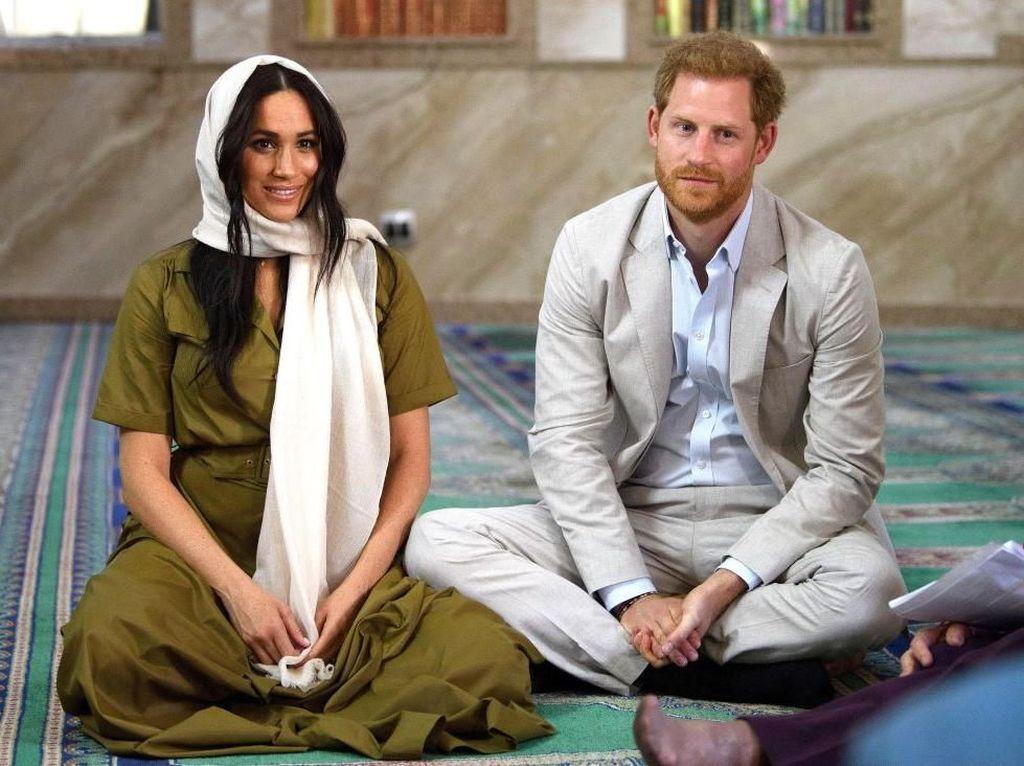 Bela Meghan Markle, Pangeran Harry: Ketakutan Terbesarku Terulang