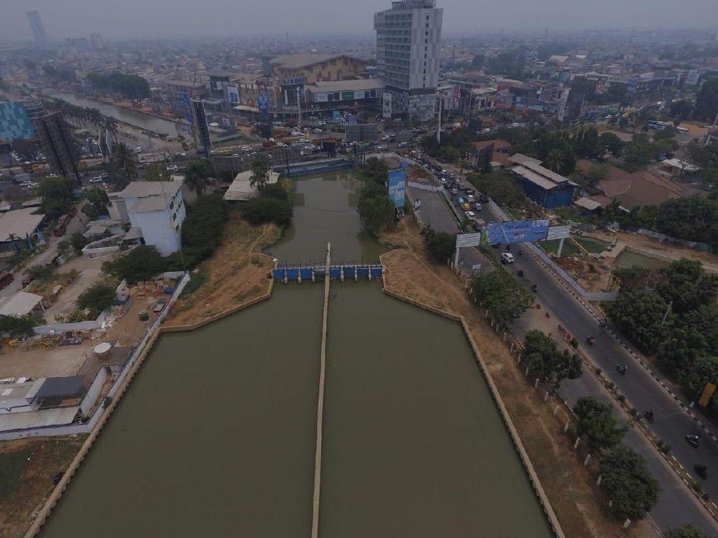 Foto: Mimpi Kalimalang Bekasi Jadi Seindah Sungai di Korea
