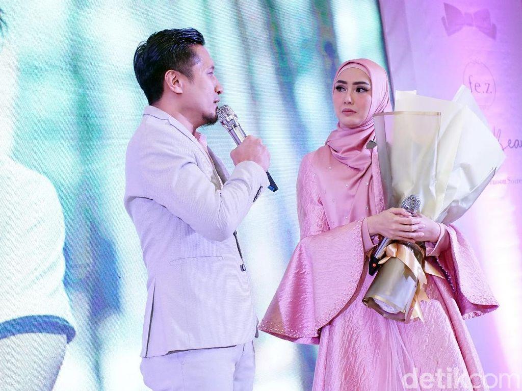 Tak Jadi Cerai, Arie Untung Beruntung Bisa Kontrol Emosi