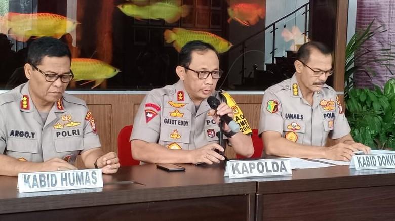 Polisi Sebut Ada Kelompok di Luar Mahasiswa dalam Aksi Ricuh DPR