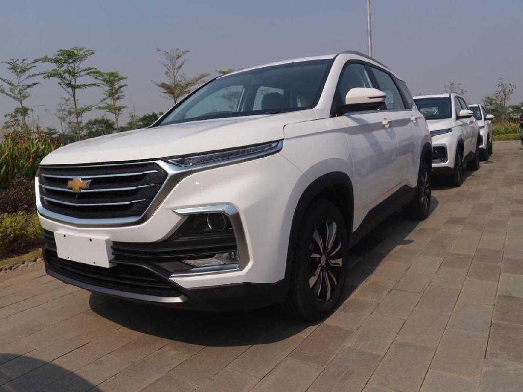 Wuling Ekspor Almaz Buatan Cikarang, Berubah Jadi Chevrolet
