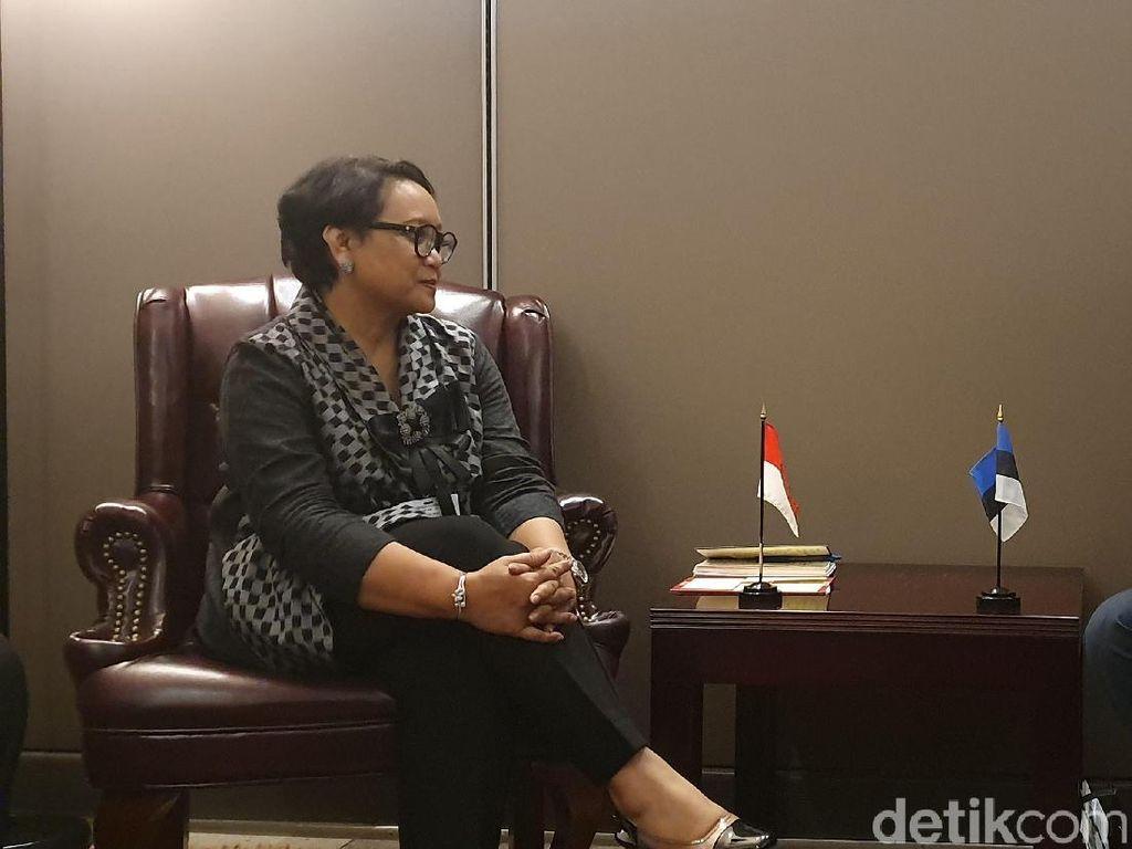 Isu Perempuan Hingga Ekonomi Dibahas Menlu RI Saat Pertemuan Bilateral di PBB