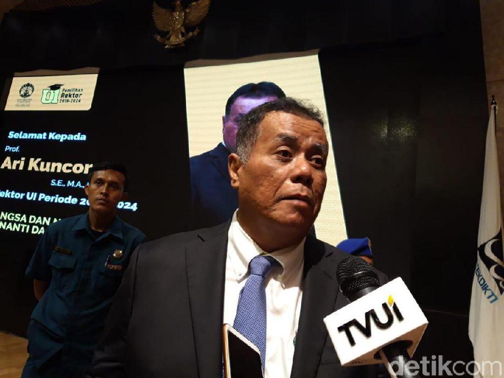 Ketua MWA UI Berharap Rektor Baru Bawa UI Jadi World Class Campus