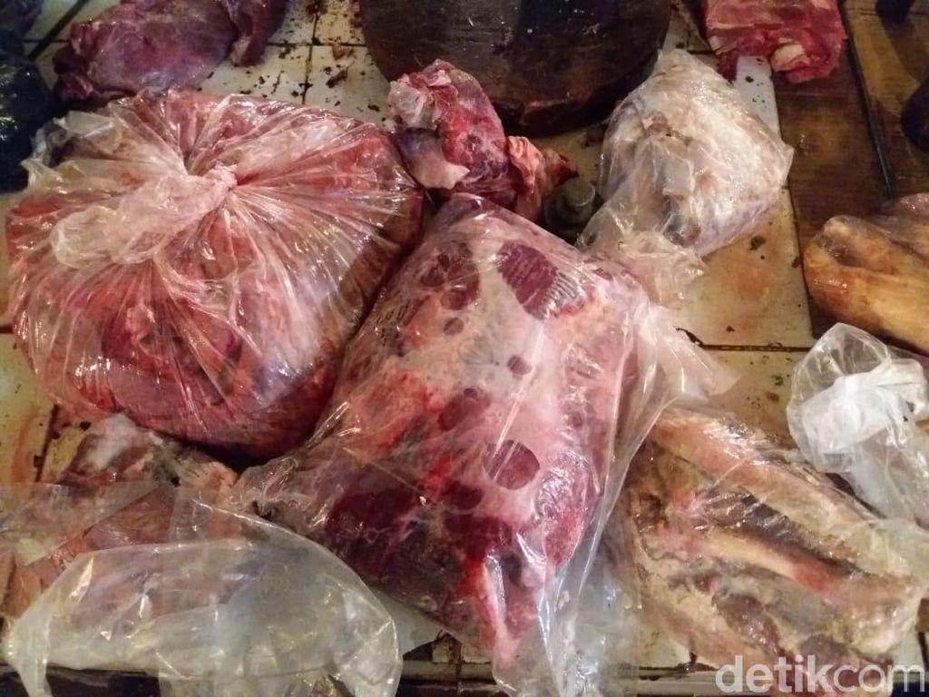 Bulog Dapat Jatah Impor 80.000 Ton Daging Kerbau India