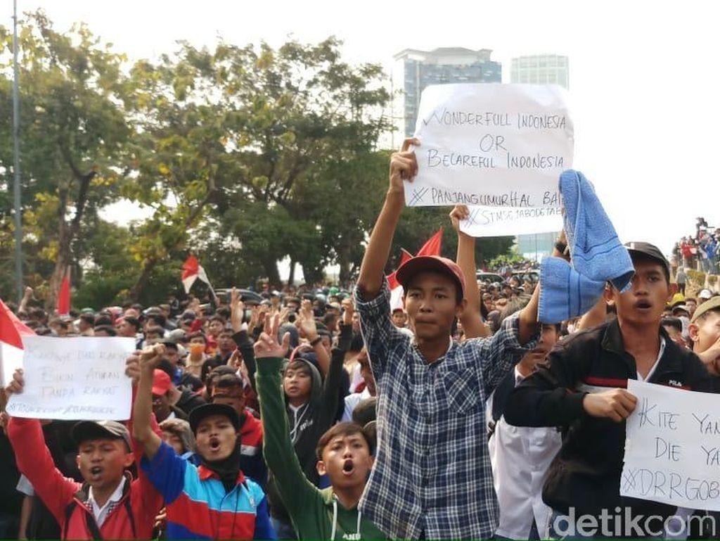 Soal Siswa STM yang Ikut Demo, Psikolog: Hormonnya Belum Stabil