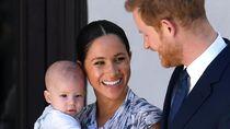 Gelar Kerajaan Pangeran Harry dan Meghan Dicopot, Bagaimana Nasib Archie?