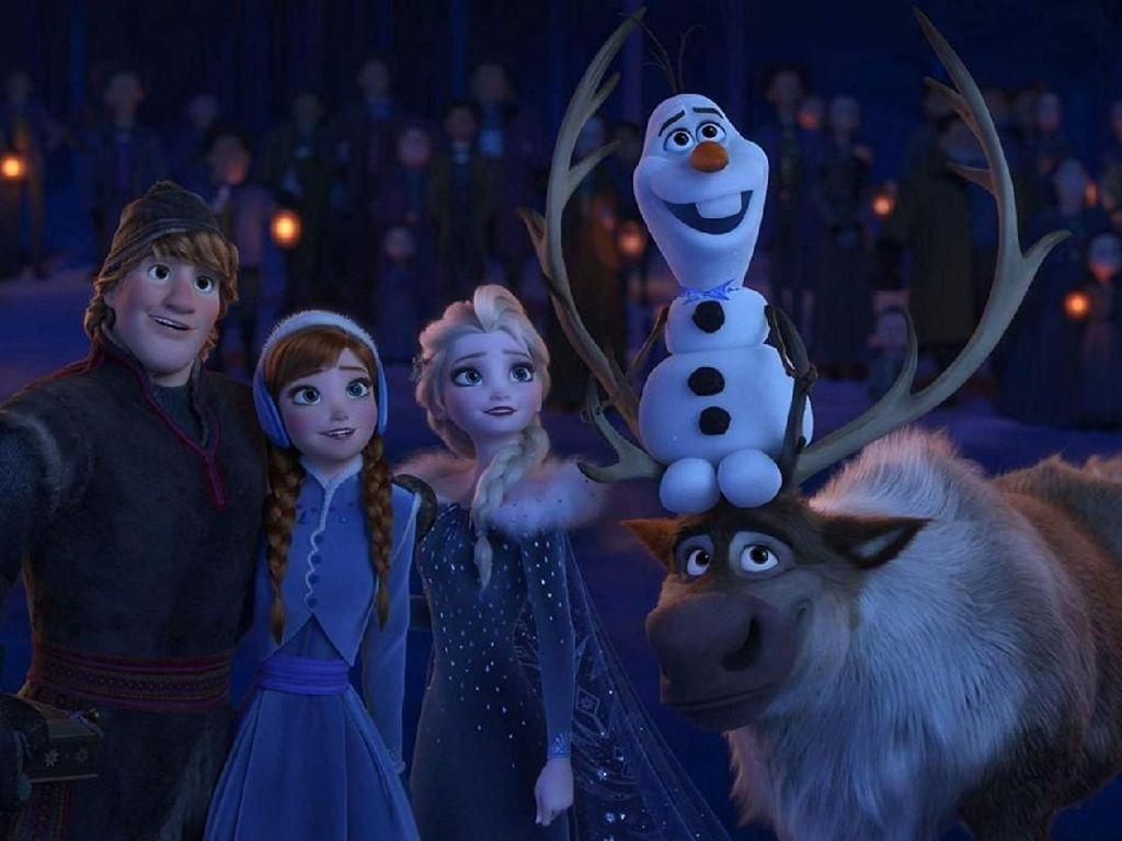 Frozen 2 Masih Soal Elsa dan Kekuatannya