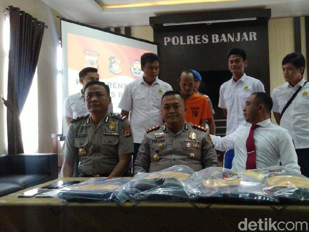 Polisi Ungkap Kasus Pencabulan Berantai Oleh Guru di Banjar