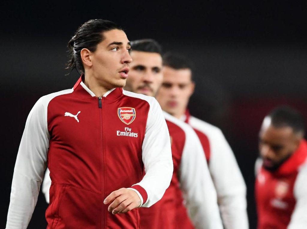 Hector Bellerin Janjikan Tanam 3.000 Pohon Tiap Kali Arsenal Menang
