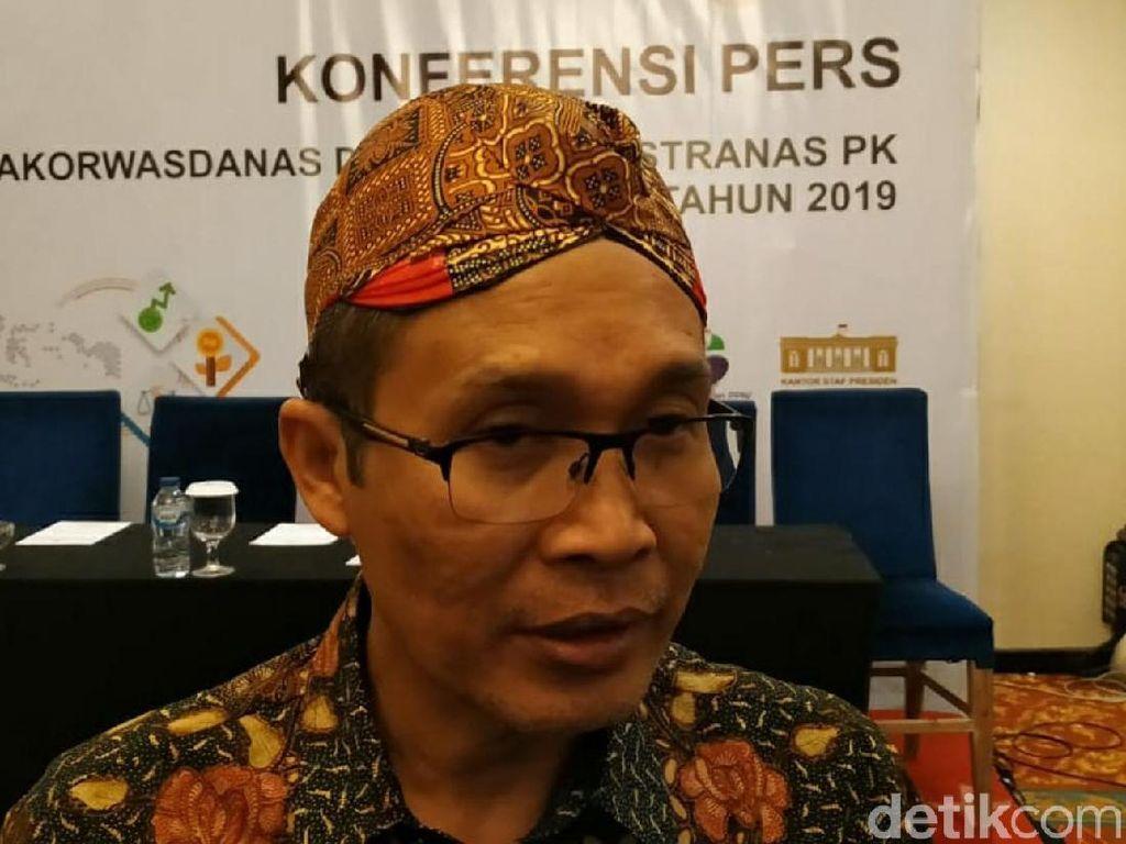 Saut Batal Mundur, Pimpinan KPK: Kami Kompak Selesaikan Tugas