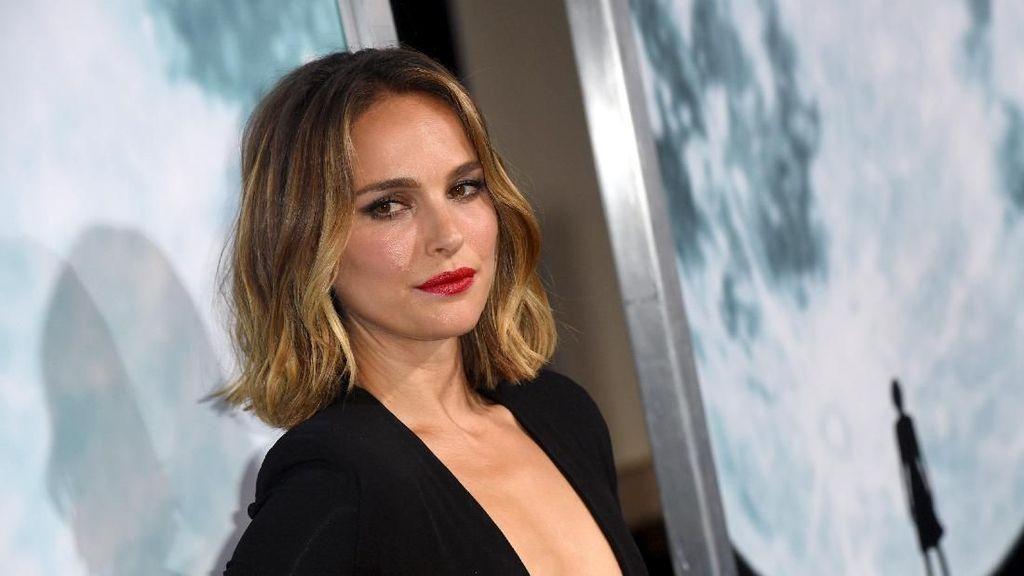 Natalie Portman, Wanita Tercantik Versi Ariel NOAH