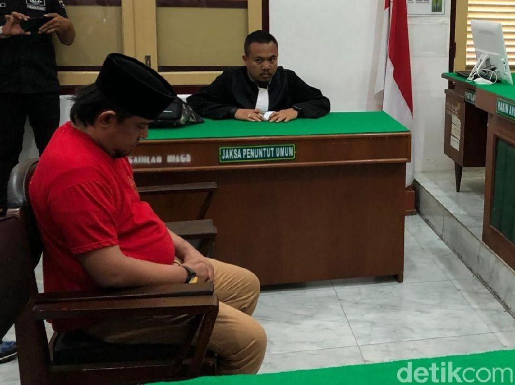 Warga Riau Terdakwa Kasus Narkoba Divonis Mati di PN Medan