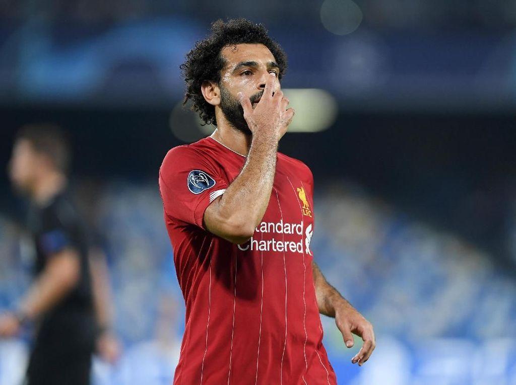 Gagal Jadi Pemain Terbaik FIFA, Salah Marah ke Federasi Mesir?