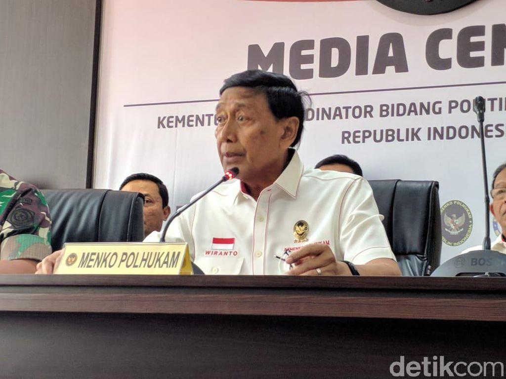 Usai Ricuh di Wamena, Wiranto Sebut Pengungsi di Jayapura Capai 3.225 Orang