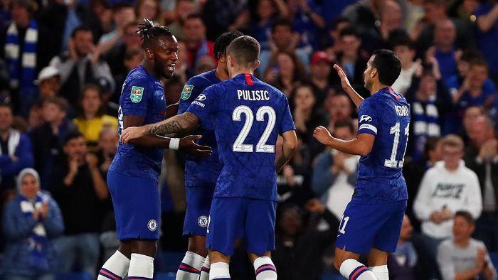 Chelsea mempunyai 5 alasan untuk mengalahkan Brighton & Hove Albion di lanjutan Liga Inggris akhir pekan ini. (Foto: Dan Istitene/Getty Images)