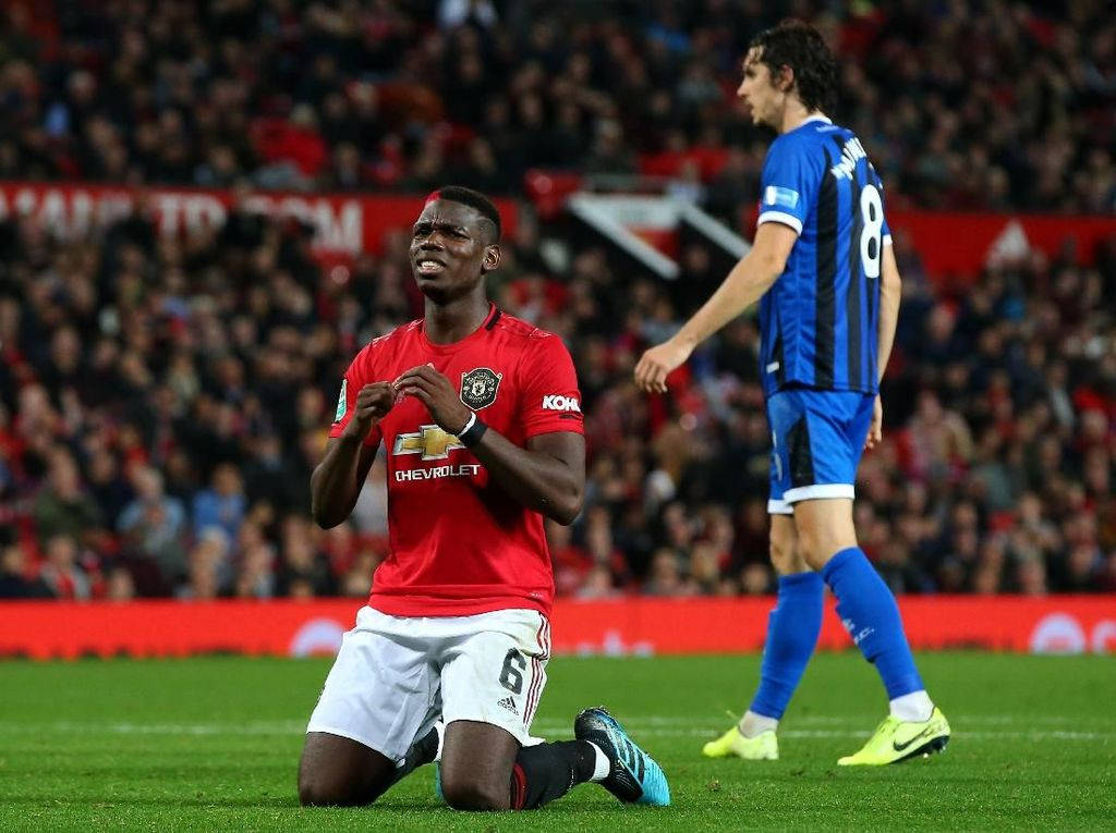 Dag Dig Dug Manchester United di Hadapan Klub Divisi 3