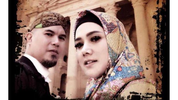 Ahmad Dhani dan Mulan Jameela