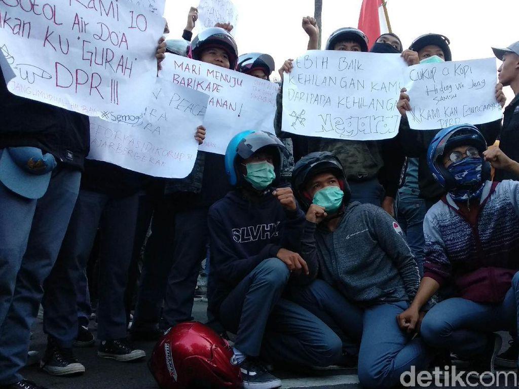 Pelajar Demo, Disdik Jabar Sebar Surat Edaran Minta Kepsek Awasi Siswa