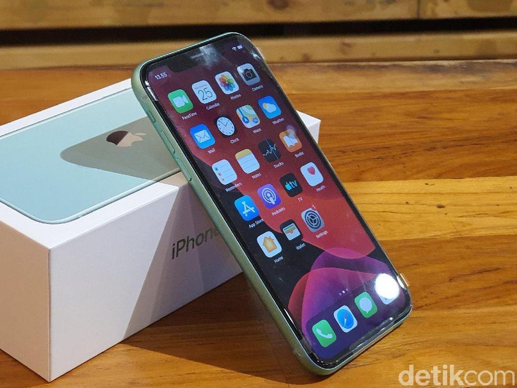 Harga Lengkap iPhone 11,  11 Pro,  11 Pro Max di Indonesia