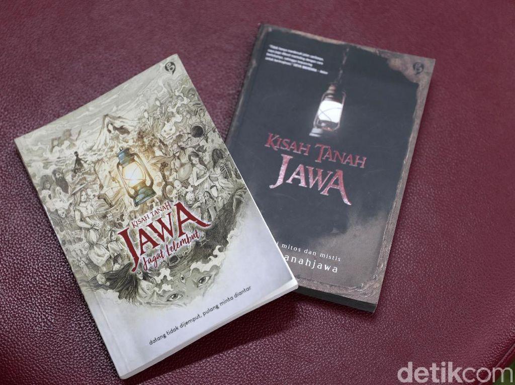 Makin Ngetren, Buku Kisah Tanah Jawa dan Jagat Lelembut Cetak Ulang