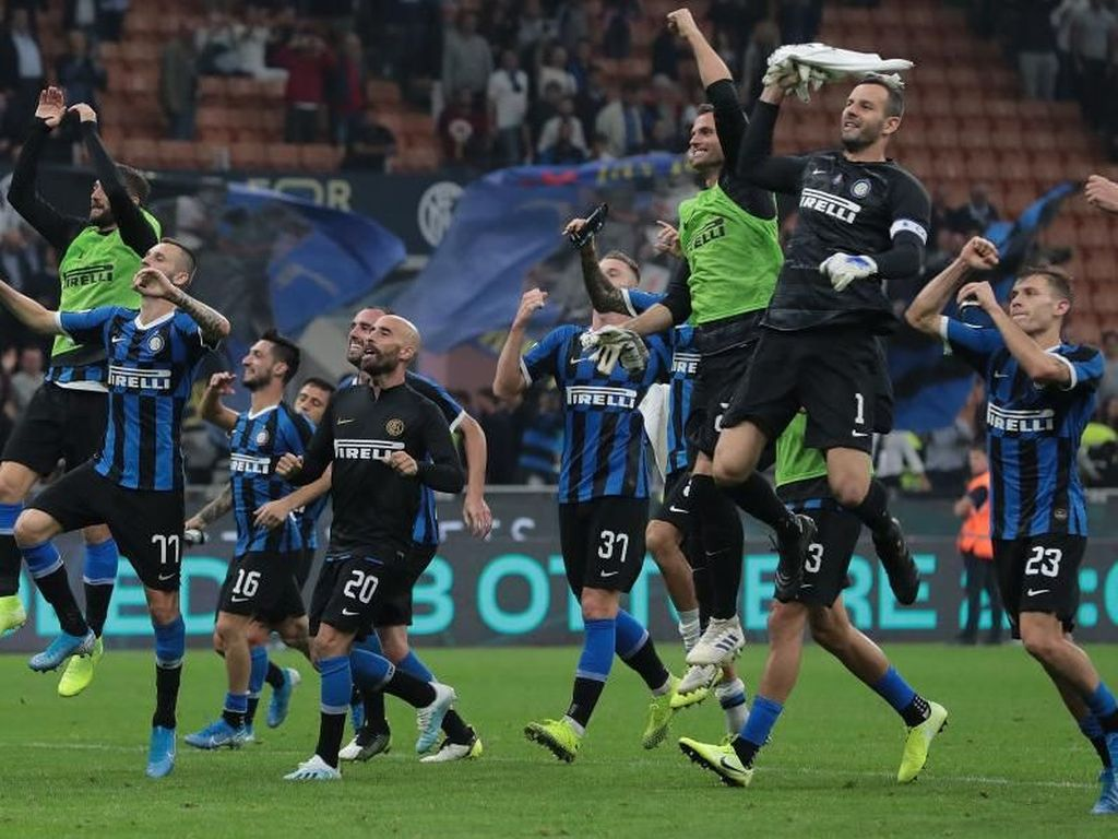 Sarri Tak Heran dengan Start Oke Inter