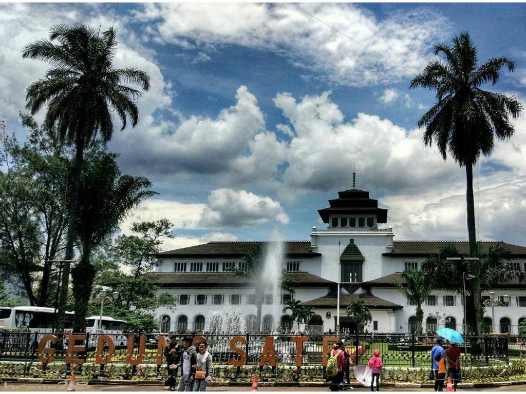 Ini Alasan Bogor dan Bandung Jadi Kota Favorit Lomba Sepeda