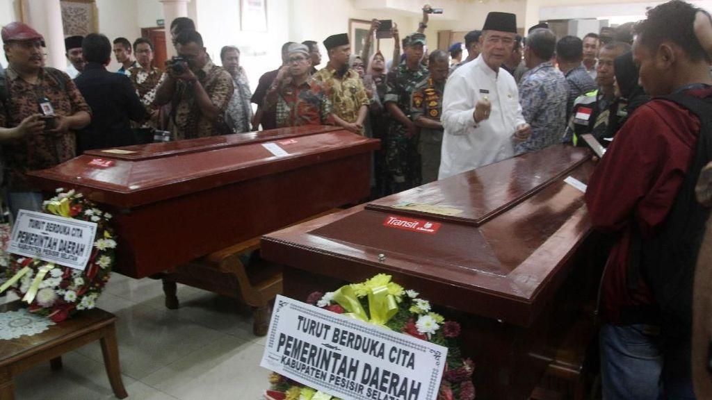 8 Jenazah Korban Rusuh Wamena Tiba di Sumatera Barat