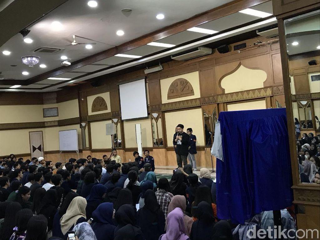 Kakak: Faisal Amir Sudah Bisa Komunikasi, Belum Ingat Peristiwa Rusuh