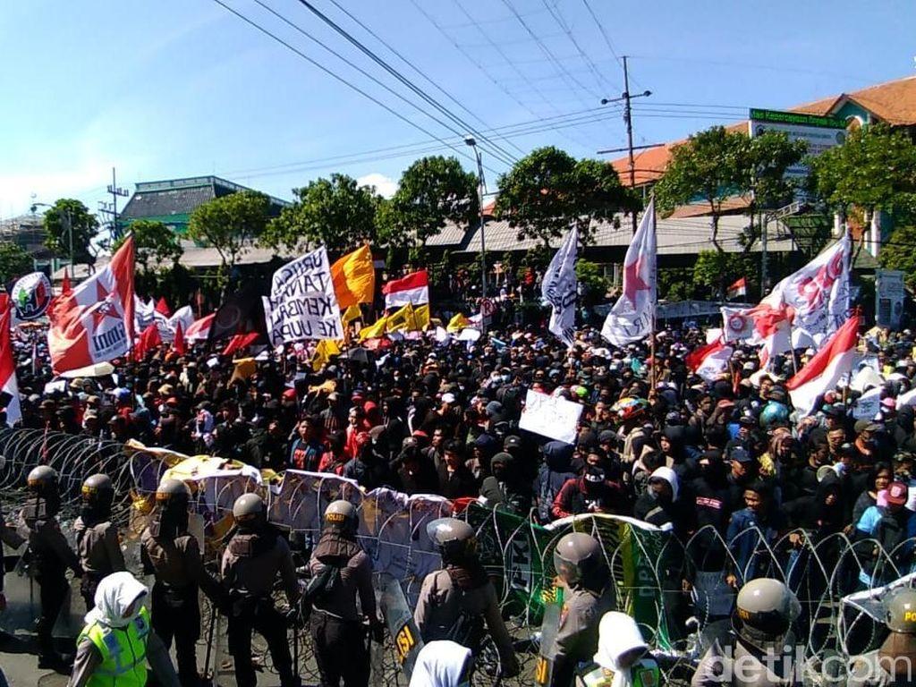 Perppu UU KPK Bisa Jadi Obat Gelombang Aksi Mahasiswa?